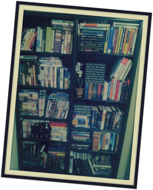 Post image for See EVERY Book I Own (Plus a Free Webinar Coming Up Soon!)