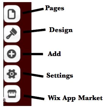 Wix Options Tabs